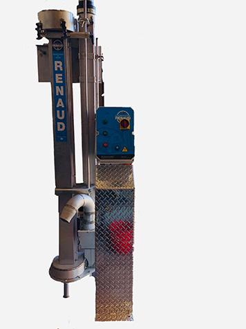 Pompe à purin vertical-01