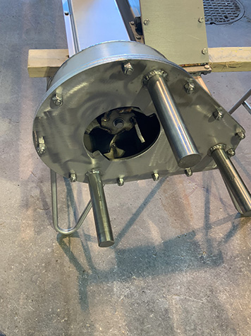 Pompe à purin vertical-02