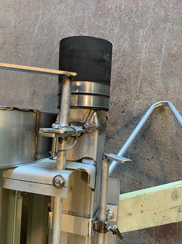 Pompe à purin vertical-04