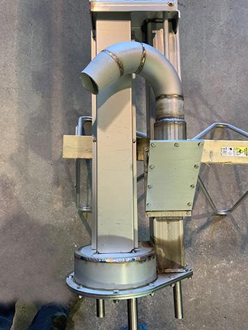 Pompe à purin vertical-05